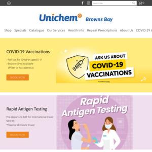 Unichem Brown Bay