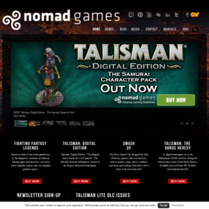 nomadgames.co.uk