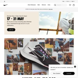 Nike NZ