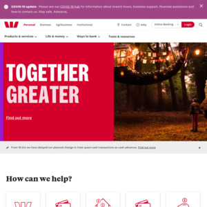 Westpac: Deals, Coupons and Vouchers - ChoiceCheapies