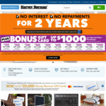 Harvey Norman NZ