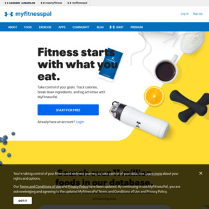 myfitnesspal.com