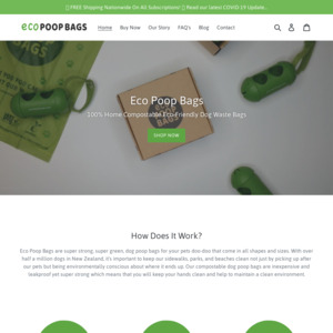 ecopoopbags.com