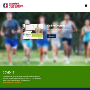 Exercise Association of New Zealand