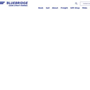 Bluebridge The Cook Strait Ferry