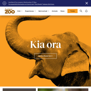 auckland zoo coupon codes