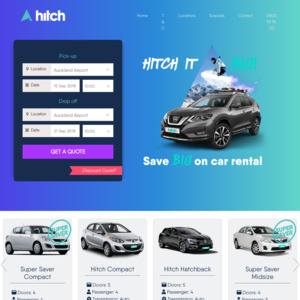 Hitch Car Rentals
