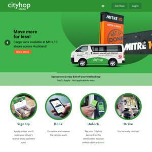 cityhop.co.nz