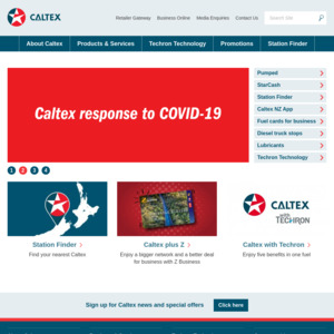 caltex.co.nz