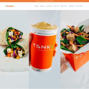 Tank Juice Bar