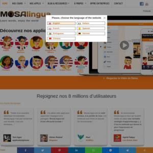 mosalingua.com
