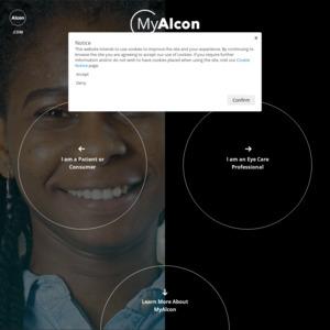 myalcon.com