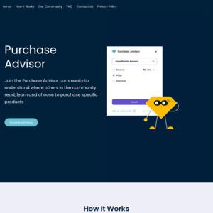 Purchase Advisor