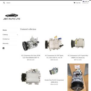 JBH Auto Parts