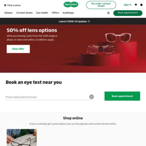 14e04e8b61bb Specsavers New Zealand: Deals, Coupons and Vouchers - ChoiceCheapies