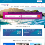 Hawaiian Airlines NZ