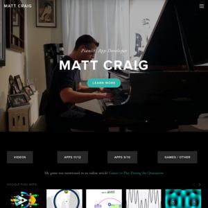 mattcraig.org
