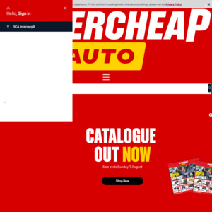 Supercheap Auto NZ