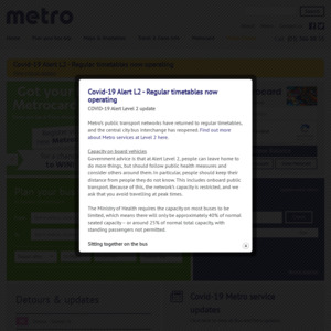 metroinfo.co.nz
