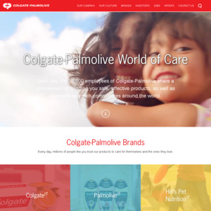 colgatepalmolive.com.au