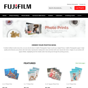 Fujifilm Photos NZ
