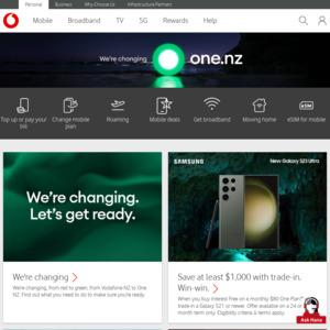 Vodafone NZ