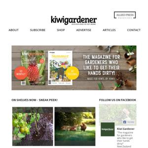 kiwigardenermagazine.co.nz