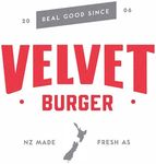Free Burger & 330ml Glass Coke, Today (2/11) @ Velvet Burger (1st 50 Customers Per Store)