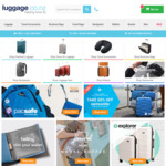Luggage NZ Singles Day Offer - $20 off $80 Spend
