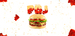 PBJ Burger, Spud Fries with Aioli and a 330ml Glass Range Fanta for $15.90. (Usually $21.80) @ Burger Fuel