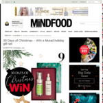 Win 1 of 2 No Time for Lines Murad Holiday Gift Sets from Mindfood