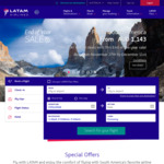 Auckland to Sydney Business Class from $351 One Way on LATAM (787 Dreamliner, Lie Flat Seats) @ LATAM (December)