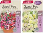 Win 1 of 5 Sets of Yates Sweet Pea Seeds from NZ Gardener