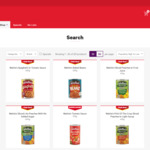Watties Brand 400g to 450g -Baked Beans/Spaghetti 420g 4 for $5  +More 4 for $6 & 2 for $5 @ New World