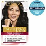 L'Oréal Paris Excellence Creme Hair Dye (Any Colour), 2 for $25.5 at The Warehouse