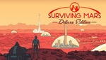 [PC] Free: Surviving Mars Deluxe Edition (Steam Key) at Humble Bundle