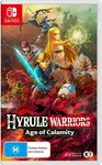 Hyrule Warriors: Age of Calamity - Nintendo Switch NZD$37.51, Mario 3D All Stars NZD$45.78 Delivered @ Amazon Au