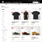 50% off Everything @ Adidas Outlet & Free Shipping (No Minimum Spend)