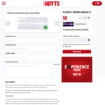 $8 Adult Movie Tickets (E-Voucher / Minimum Quantity: 2) @ Hoyts