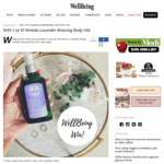 Win 1 of 10 Weleda Lavender Relaxing Body Oils from Wellbeing Magazine