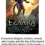 Win 1 of 2 copies of Riders of Fire books from The Dominion Post