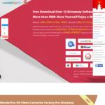 10+ Free Windows Software Bundle (Worth $400) @ Wonderfox