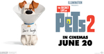 Win 1 of 2 The Secret Life of Pets 2 Merch Packs from Kiwi Families