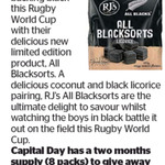 Win a 2 Month Supply of RJ's Licorice from The Dominion Post (Wellington)