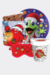 Freddo Tin Christmas Hamper $25 + Delivery @ Munchtime