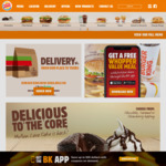 Rebel Whoppers $4 each (Wednesday Only) @ Burger King