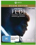 [XB1] Star Wars Jedi Fallen Order + Delivery @ Tech Crazy