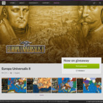 [PC] Free: Europa Universalis II (Was US$9.99) @ GOG