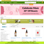 20% off Entire Beauty Category at iHerb