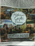 10% off @ Hibiscus Gifts and Homeware (Auckland)